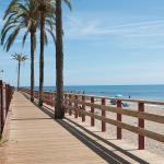 Den nye strandpromenaden