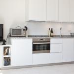 Kjøkken og TV